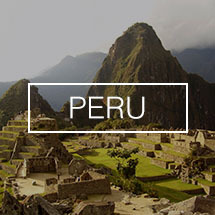 Koffiebonen uit Peru