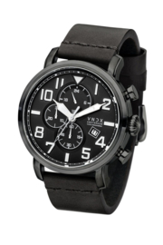 City Cowboy Leather Black Edition