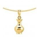 Gouden Ashanger 1520G