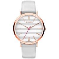 Retro horloge roségoudkleurig