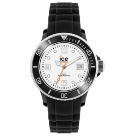 Ice Watch Ice-White Small Black-White