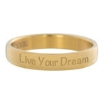 Live Your Dream Goud