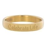 Celebrate Life Goud