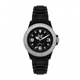Ice Watch Ice-Stone Ice Stone Black Silver Medium