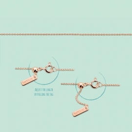 Adjustable Bracelets Rose