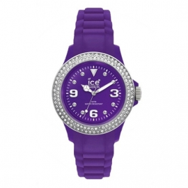 Ice Watch Ice-Stone Stone Sili Medium Purple-Silver