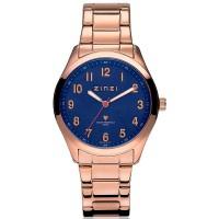 Zinzi horloge roségoudkleurig