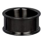 10 mm Zwart