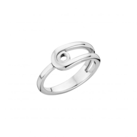 Melano twisted loop ring