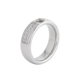 Melano vivid vicky cz ring