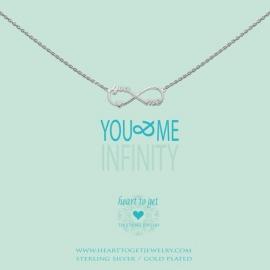 You & Me infinity