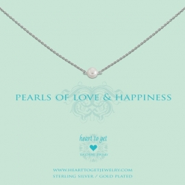Pearl of love & happiness