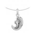 Zilveren Ashanger 1590Z