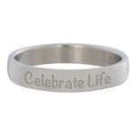 Celebrate Life Zilver