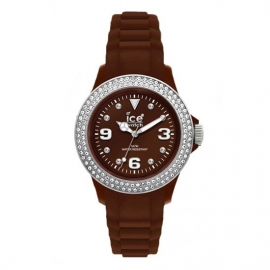 Ice Watch Ice-Stone Stone Sili Medium Brown