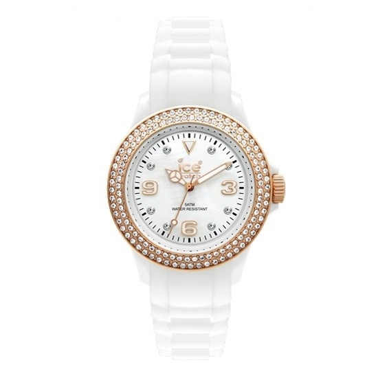 Ice Watch Ice-Stone Ice Stone White Rose Gold Small