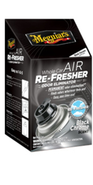 Air Refresher, Black Chrome
