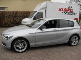 BMW 1 serie  bj 2011 met 18``