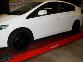 Honda Insight  Brock B24 Black