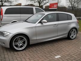BMW 1 serie met 18``