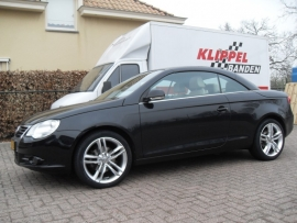 VW Eos met 18`` Audi S5 235 40 18 Continental CSC 5