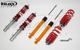 Golf IV 1.4/1.6/1.8/1.8T/2.0/2.3 V5/2.8 V6/1.9SDi/1.9TDi incl. Variant excl. 4Motion  12.98 > 05 Hardheidverstelbaar