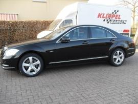 Mercedes S klasse 18`` met 255 45 18 Dunlop