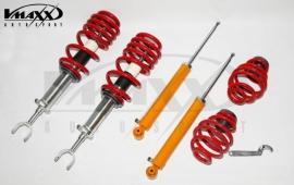 Superb 2.0/1.8T/2.8 V6/1.9TDi/2.5 V6 TDi excl. Aut.  02 > 08 Hardheidverstelbaar