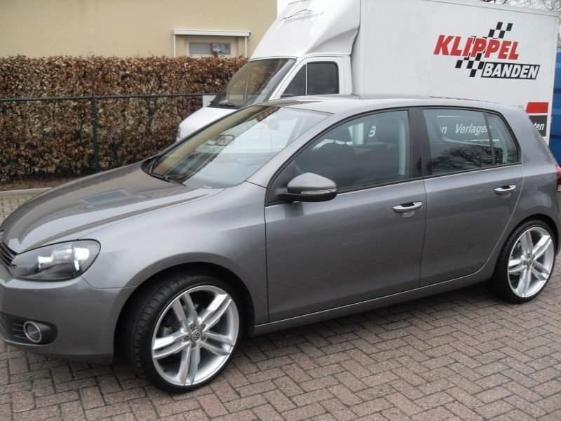 Verrassend VW Golf 6 met 19`` S5 Velgen | Volkswagen | Klippel Banden TE-35