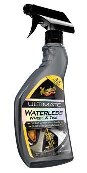 ULTIMATE WATERLESS WHEEL & TIRE