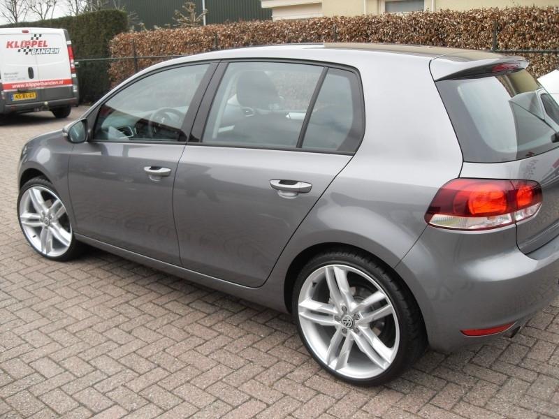 Wonderlijk VW Golf 6 met 19`` S5 Velgen | Volkswagen | Klippel Banden IX-41