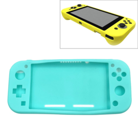 Silicone Bescherm Hoes voor Nintendo Switch Lite - Turquoise