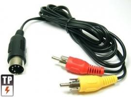 AV-Scart Kabel voor Sega Megadrive 1 MD1
