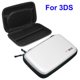 Aerocase Opberg-Etui voor Nintendo 3DS  Wit