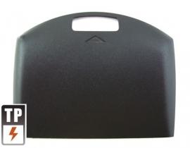 Batterij-klepje / cover voor PSP Fat (1000) Zwart