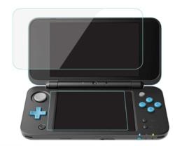 MATTE ANTI GLARE - Screenprotector Bescherm Folie voor Nintendo 2DS XL