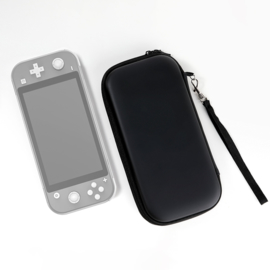Slim Aerocase Etui Hoes voor Nintendo Switch Lite   Zwart