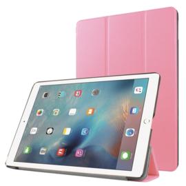iPad PRO 9.7 -  Bescherm-Map Hoes met Smart Cover  -   Roze