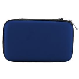 Aerocase Etui Hoes voor Nintendo New 3DS XL   Donkerblauw