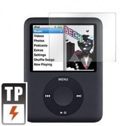 Screenprotector Bescherm-Folie voor iPod Nano 3G