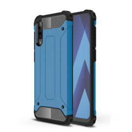 Armor-Case Bescherm-Hoes voor Samsung Galaxy A70   Blauw