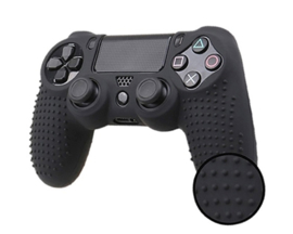 Silicone Hoes / Skin voor Playstation 5 - PS5 Controller   Zwart