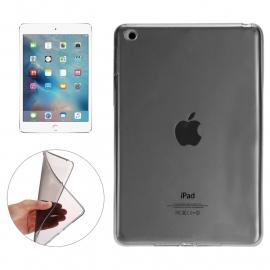 TPU Flex Bescherm-Cover Skin Hoes voor iPad Pro 12.9   Zwart  A1584-A1652