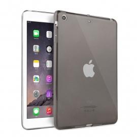 TPU Flex Bescherm-Hoes Skin voor iPad Mini 1 - 2 - 3    Zwart