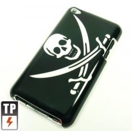 Bescherm-Cover Case voor iPod Touch 4 4G  Pirate