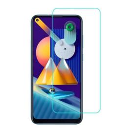 ANTI GLARE Screenprotector Bescherm-Folie voor Samsung Galaxy M11