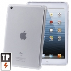 TPU Skin voor Smart cover  voor Apple iPad Mini