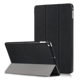 Bescherm-Cover Map Hoes Etui  voor iPad Mini 5 - 2019 Zwart. - A2133