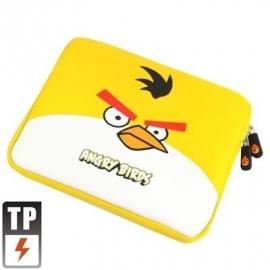 Bescherm-Opberg Hoes Etui Pouch Sleeve voor iPad  1 2 3   Geel