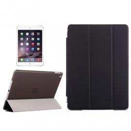 Bescherm-Cover met losse Smart Cover voor iPad Air 2  Zwart